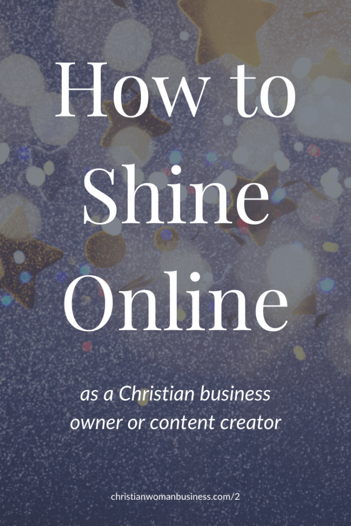 How to Shine Online with the Shine Online Framework
