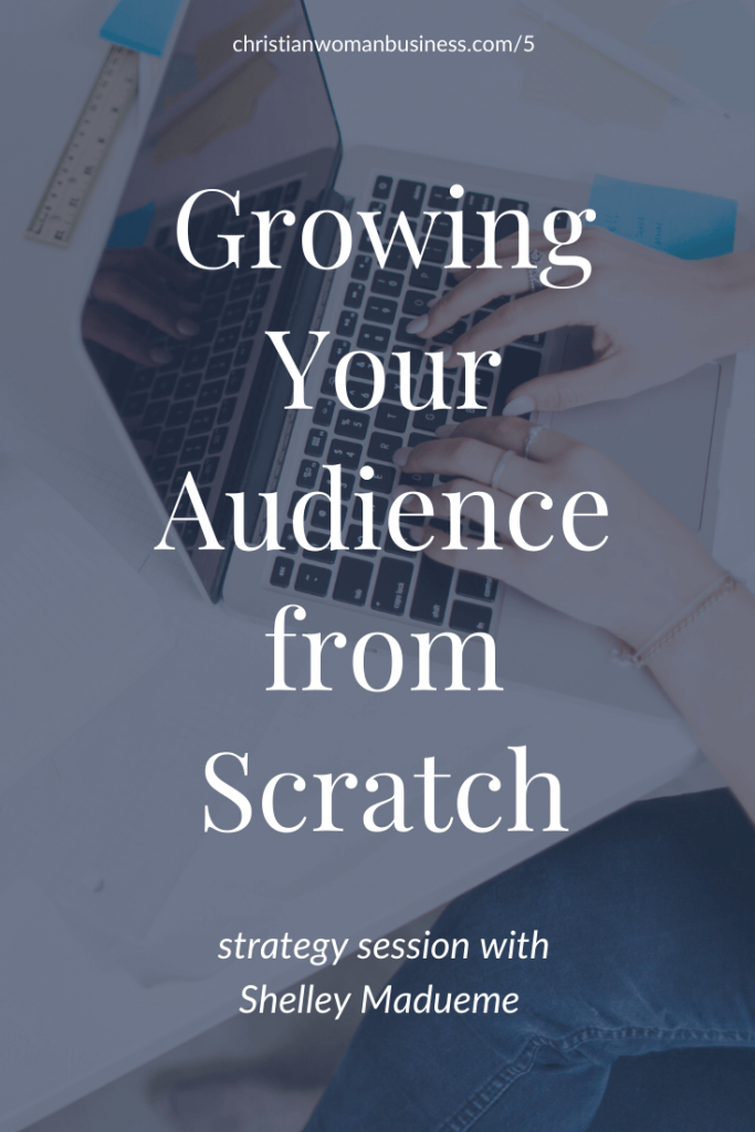 Growing Your Audience from Scratch